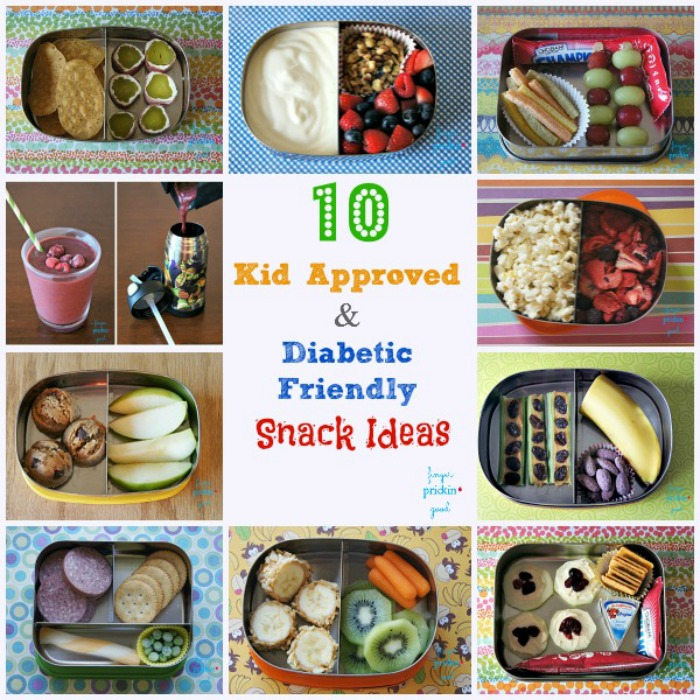 10 kid approved diabetic friendly snacks